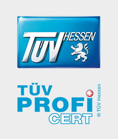 TÜV PROFiCERT proficert-plus